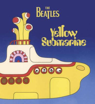 yellow submarine book by the beatles. Black Bedroom Furniture Sets. Home Design Ideas