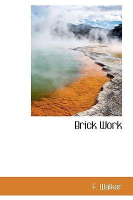 Paperback Brick Work Book