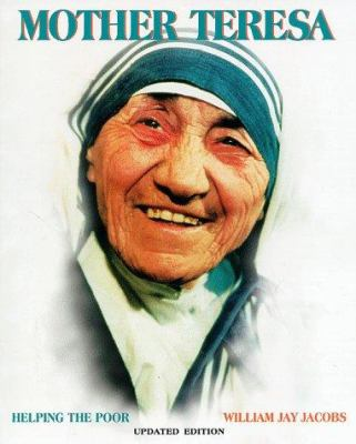 Mother Teresa: Helping the Poor - Book  of the Gateway Biographies