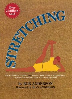 Paperback Stretching Book