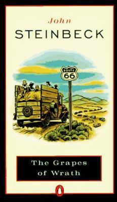 Paperback The Grapes of Wrath Book
