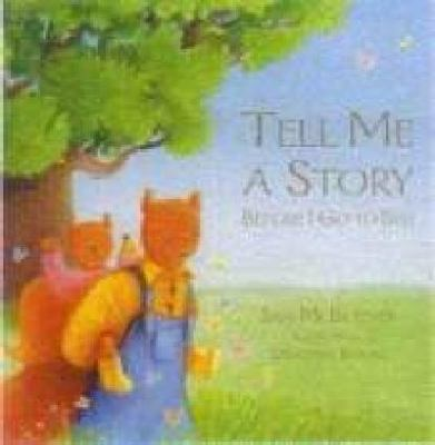 Paperback Tell Me a Story Before I Go to Bed Book