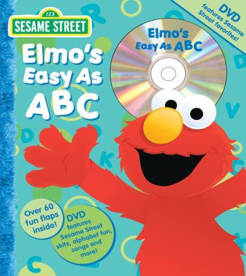 Sesame Street: Elmo's Word Book: An English/Spanish Flap Book (Lift-the-Flap)