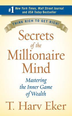Hardcover Secrets of the Millionaire Mind : Mastering the Inner Game of Wealth Book