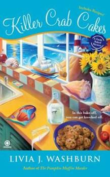 Killer Crab Cakes: A Fresh-Baked Mystery 0451228367 Book Cover