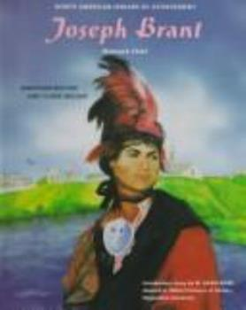 Joseph Brant: Mohawk Chief (North American Indians of Achievement) 0791017095 Book Cover