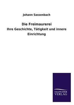 Paperback Die Freimaurerei Book