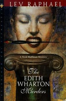 The Edith Wharton Murders: A Nick Hoffman Mystery 0312198639 Book Cover