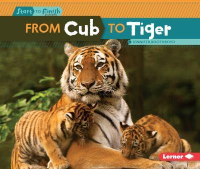 From Cub to Tiger - Book  of the Start to Finish, Second Series