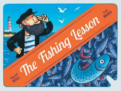 The Fishing Lesson 0802855032 Book Cover
