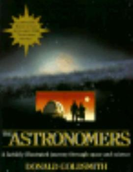 The Astronomers 0312053800 Book Cover