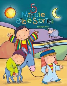 5 Minute Bible Stories - Book  of the 5-Minute Stories