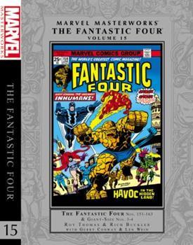 Marvel Masterworks: The Fantastic Four, Vol. 15 - Book #197 of the Marvel Masterworks