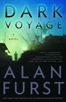 Dark Voyage 0812967968 Book Cover
