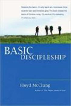 Basic Discipleship 0830813195 Book Cover