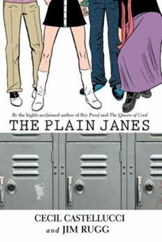 The Plain Janes 1401211151 Book Cover