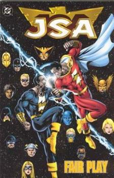 JSA, Vol. 4: Fair Play - Book  of the Complete Justice Society