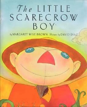The Little Scarecrow Boy 0060778911 Book Cover