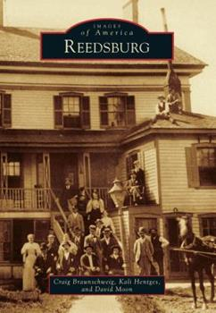 Reedsburg - Book  of the Images of America: Wisconsin