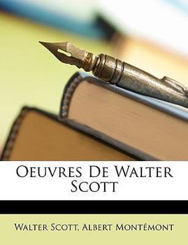 Paperback Oeuvres de Walter Scott Book