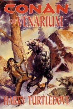 Conan of Venarium - Book  of the Conan the Barbarian