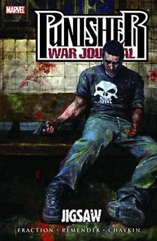 Punisher: War Journal, Vol. 4: Jigsaw - Book  of the Punisher