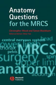 Paperback Anatomy Questions for the MRCS Book