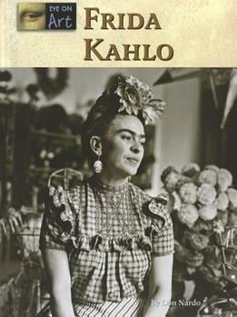 Library Binding Frida Kahlo Book