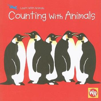 Counting With Animals - Book  of the Learn With Animals