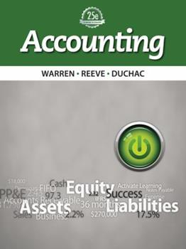 Paperback Financial Accounting Book