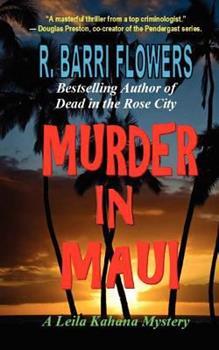 Murder in Maui - Book #1 of the Leila Kahana Mysteries