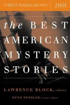 The Best American Mystery Stories 2001 - Book  of the Best American Mystery Stories