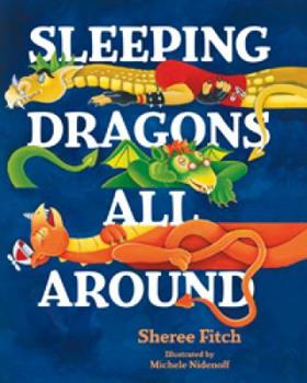 Sleeping Dragons All Around 0385253982 Book Cover