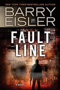 Fault Line 0345505085 Book Cover