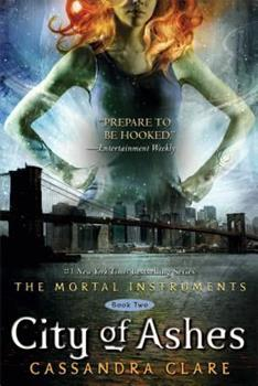 Paperback City of Ashes (The Mortal Instruments, Book 2) Book