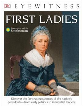 First Ladies 0789473976 Book Cover