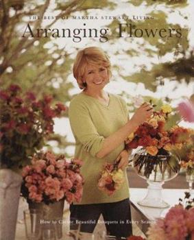 Arranging Flowers 0609803611 Book Cover