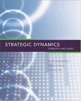 Strategic Dynamics: Concepts and Cases 0073122653 Book Cover