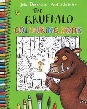 The Gruffalo Colouring Book Spl - Book  of the Gruffalo