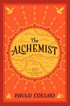 The Alchemist 0062315005 Book Cover