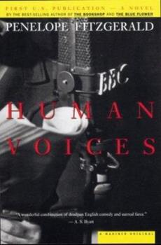 Paperback Human Voices Book