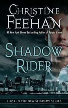 Hardcover Shadow Rider [Large Print] Book