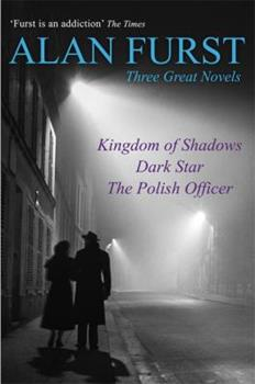 Kingdom of Shadows / Dark Star / The Polish Officer 0297863282 Book Cover