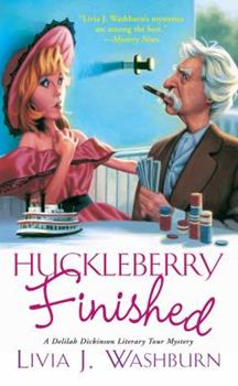 Huckleberry Finished 0758225695 Book Cover