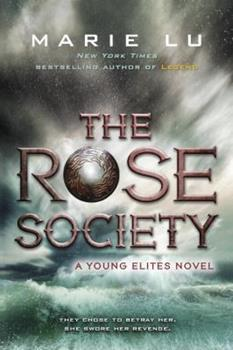 The Rose Society 0399167846 Book Cover
