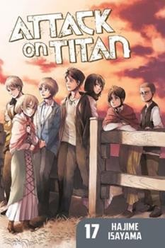 Paperback Attack on Titan, Vol. 17 Book
