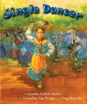 Jingle Dancer 0688162428 Book Cover