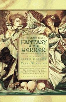 The Year's Best Fantasy and Horror: Ninth Annual Collection 0312144490 Book Cover