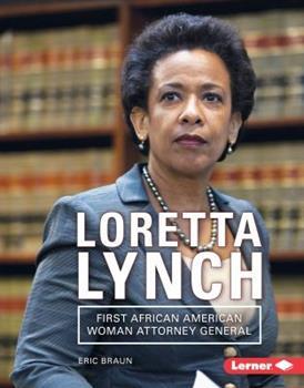 Loretta Lynch - Book  of the Gateway Biographies