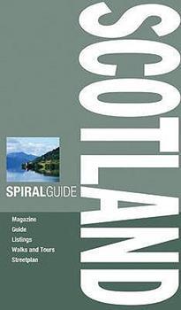 Spiral-bound Scotland Book